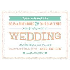 Wedding Announcement Templates Modern Wedding Invitations Templates Iidaemilia Com