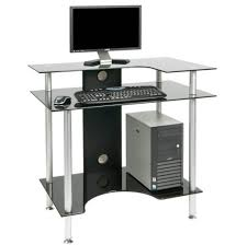 Computer Desk On Wheels Computer Desk On Wheels Computer Desk For Small Spaces Uk Inside