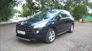 peugeot suv 2012 2012 peugeot 3008 start up engine and in depth tour youtube