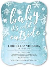 Winter Wonderland Baby Shower Winter Wonderland Baby Shower Invitations Shutterfly