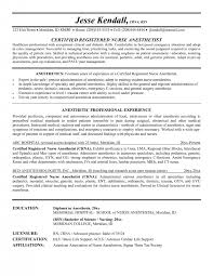 lofty inspiration crna resume 16 manufacturing resume writing
