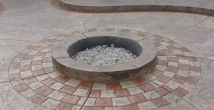 Concrete Firepit Pits Concrete Pit Designs And Ideas The