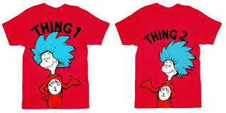 thing 1 u0026 thing 2 halloween costumes 16 easy couples costumes to obsess over this halloween aol lifestyle