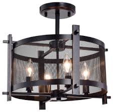 industrial flush mount ceiling lights most popular industrial flush mount ceiling lights for 2018 houzz