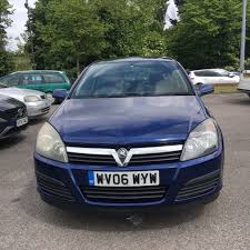 vauxhall astra 1 4 active manual perol 950 ono in clapham
