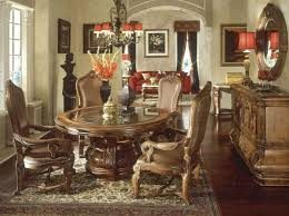 other aico tuscano dining room set imposing on other intended for