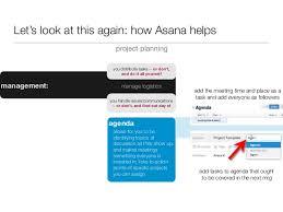 task management use of asana