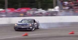 drift cars 240sx chevrolet corvette pulls extreme drifting at ls fest not your