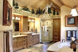 Rustic Cabin Bathroom Ideas - rustic cabin bathroom designcbedeae rustic log cabin bathroom