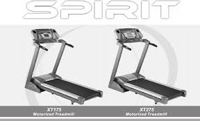28 spirit sr275 programmable treadmill manual spirit