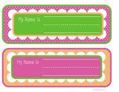 Desk Name Tags by Desk Name Tags Printable Desk Name Tags Free Name Tags Free