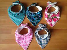 follow along to see how these reversible toddler bibs come