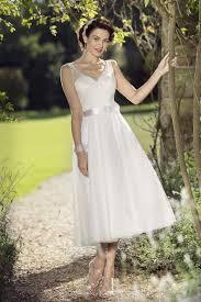 50 s style wedding dresses tea length wedding dresses 50 s wedding dress