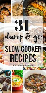slow cooker red beans and rice cooking light 19 dump and go slow cooker recipes crock pot dump meals