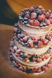 cake fruit berries layer icing chilled festival lavender