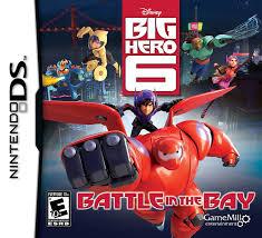 amazon com game mill big hero 6 nds nintendo ds video games