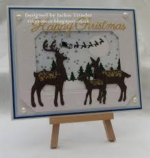tinyrose s craft room deer family card