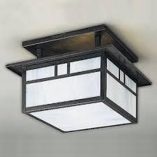 Arts And Crafts Ceiling Light Arroyo Craftsman Indoor Outdoor Light Fixtures At Lumens
