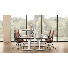 Schreibtisch 90 Cm Breit Ology Schreibtisch Von Steelcase 90 Cm Tief 62 90 Cm Hoch