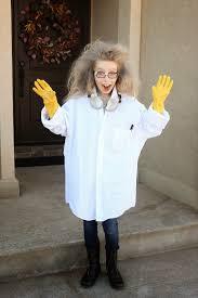 halloween costume scientist go with the flo november 2014