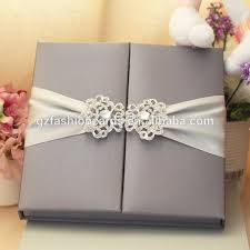 box wedding invitations luxury silk wedding invitation box luxury silk wedding invitation