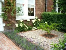 Gardens Ideas Small Front Porch Garden Ideas Simple House With Garden Amazing