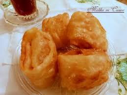 cuisine alg駻ienne samira tv khechkhach ou khochkhach oreillettes gateau algerien par amour de