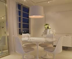 impressive tulip chair fashion miami modern dining room decoration