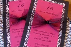 sweet 16 party invitations ideas cloveranddot com