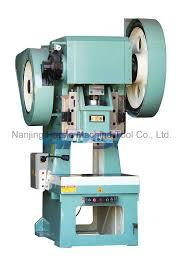 Bench Punch Press China J23 Series Manual Punching Machine Manufacturer 10 Ton Punch