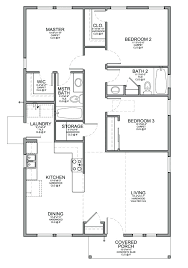 small 5 bedroom house plans cost of building a three bedroom house ranch house plan with square