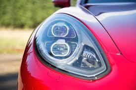 porsche headlights first drive 2014 porsche panamera porscheautoworld com