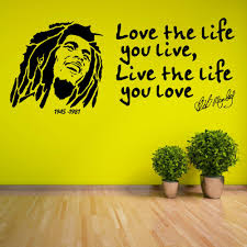 compare prices on wall stickers bob marley home decor online