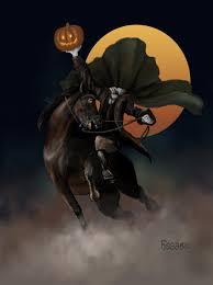 headless horseman by hagge on deviantart