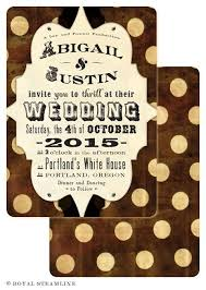 steunk wedding invitations 27 best wedding invitations images on steunk
