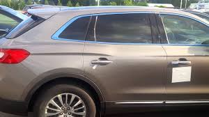 new color for 2016 lincoln mkx is luxe metallic and it u0027s fantastic