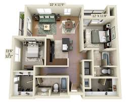 Dual Occupancy Floor Plans Floor Plans And Pricing For 1818 Platinum Triangle Anaheim
