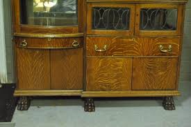 china cabinet hardwood corner curio cabinet with enclosed base