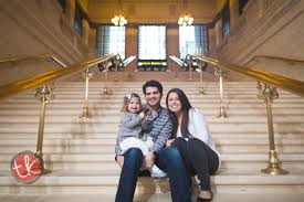 Photographer Chicago Family Session At Union Station Chicago Family Photographer