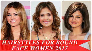 short hairstyles for overweight women over 50 hairstyles for round face women 2017 youtube