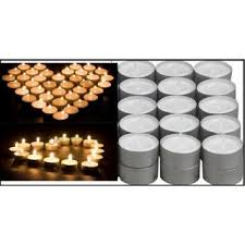 how long do tea lights burn buy 3 hours long burning tea light candles pack of 100 coderb 1289