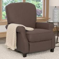 Armchair With Footrest Wing Chair Recliners You U0027ll Love Wayfair