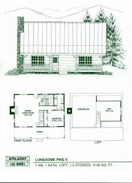 log cabin with loft floor plans small house plans with loft small one bedroom house plans loft