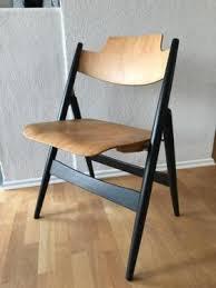 design klappstuhl eiermann se 18 designer klappstuhl gebraucht aufbereitet in
