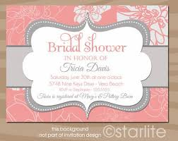 Words For Bridal Shower Invitation Bridal Showers Invitations Vertabox Com