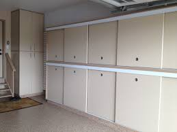 Kitchen Cabinet Doors Calgary Gerry Garage Slotwall Epoxy Floor Custom Cabinets Sliding