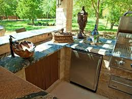 back yard kitchen ideas blueprints for outdoor grill outdoor patio kitchen cabinets