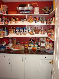 Walk In Pantry Organization Love This Walkin Pantry Idea Not The Color Home Ideas