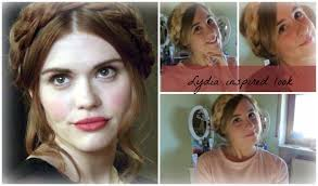 lydia martin hair holland roden lydia martin inspired make up hair outfit youtube