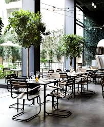 urban garden restaurant in athens interiorzine